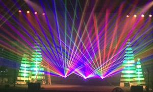 iluminacion melilla eventos